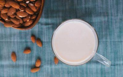 Mandelmjölk – recept egen mandeldryck