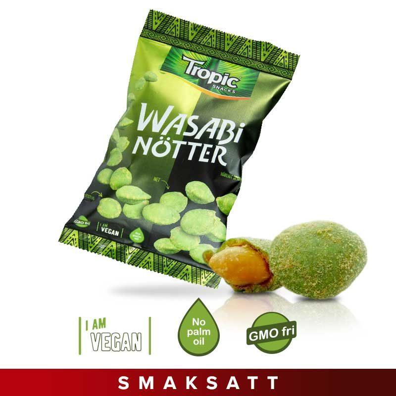 Wasabi Nötter