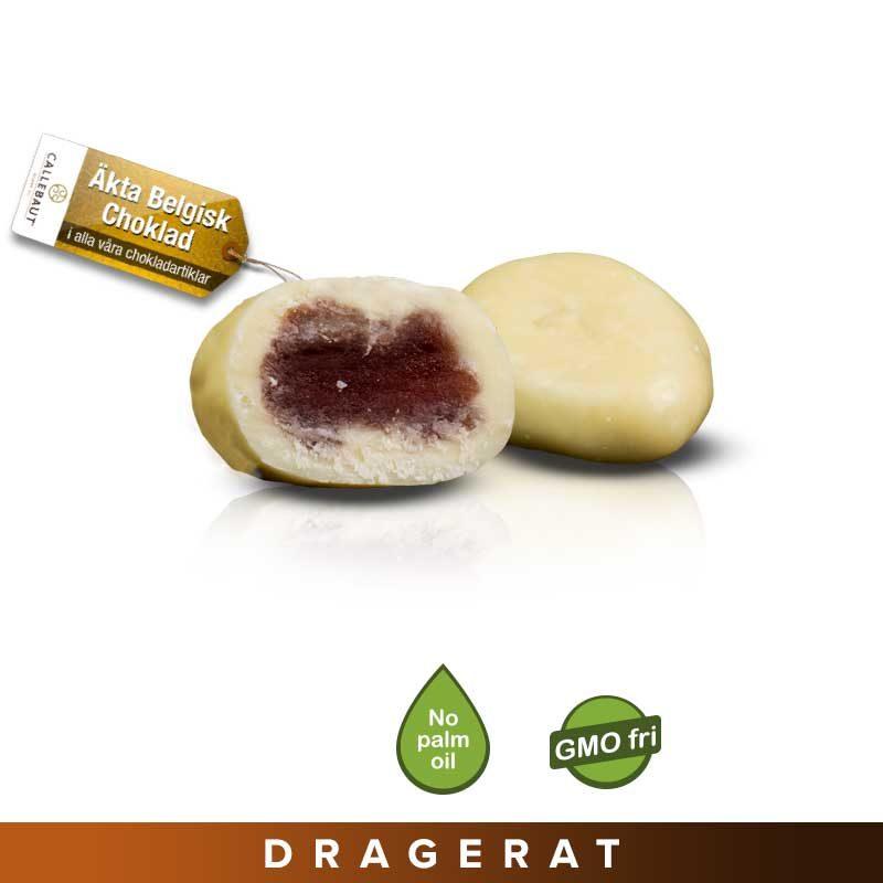 Jordgubbar yoghurt