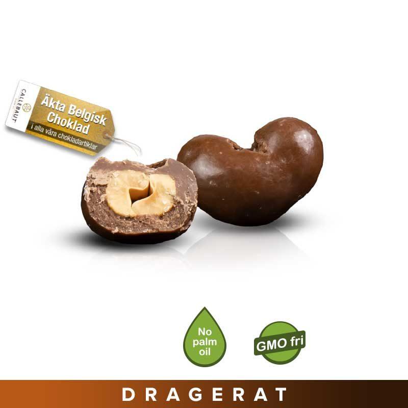 Cashewnötter mjölkchoklad