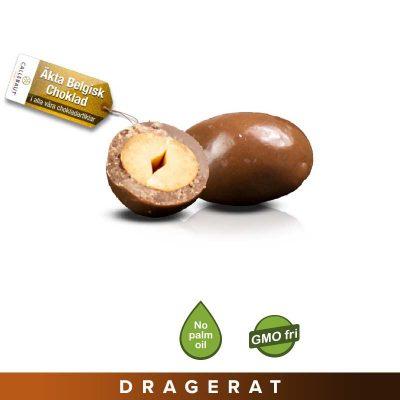 Jordnötter Mjölkchoklad