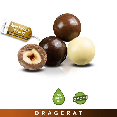 Hasselnötter Chokladmix