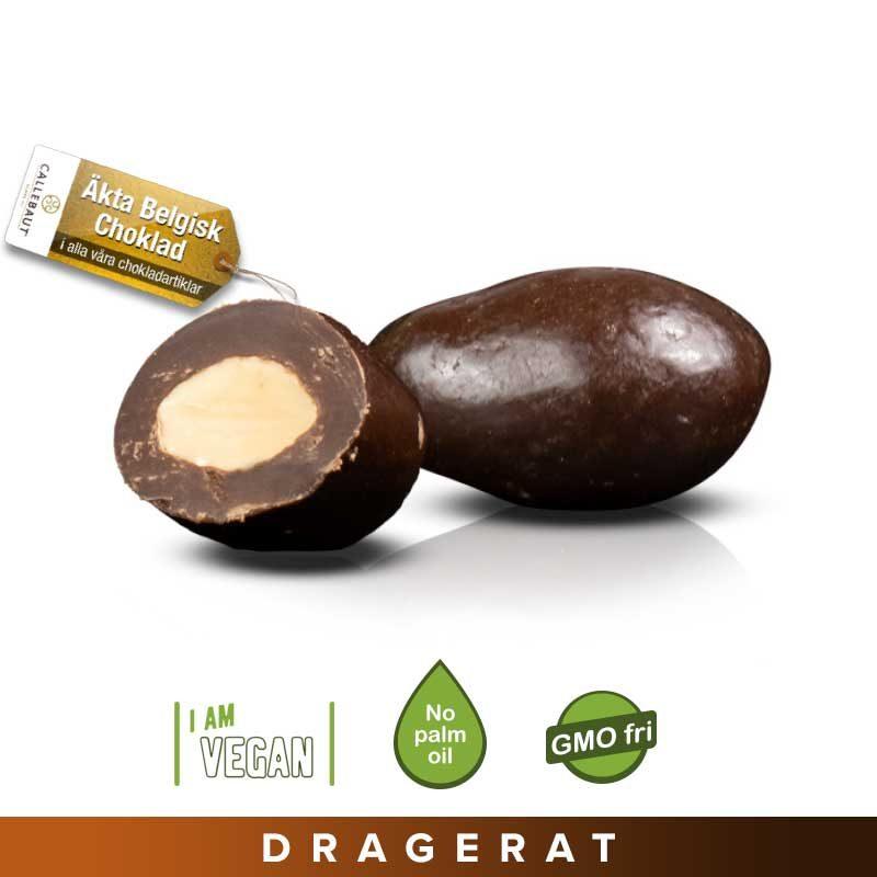 Mandlar Mörk Choklad Vegan