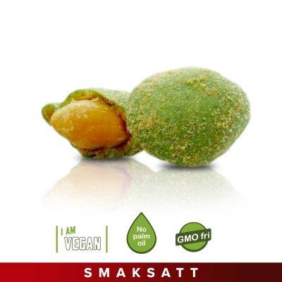 Wasabi Jordnötter