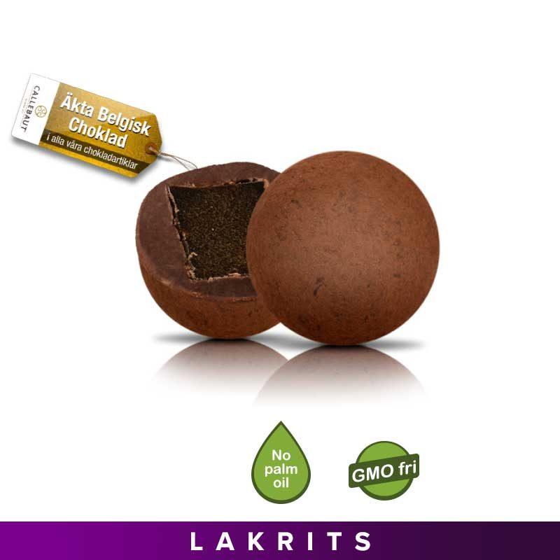 Lakrits Kakao Mjölkchoklad