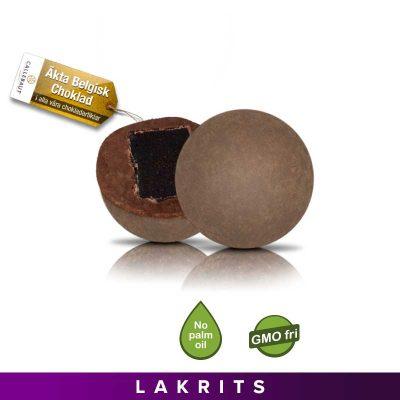 Lakrits Salmiak Mjölkchoklad