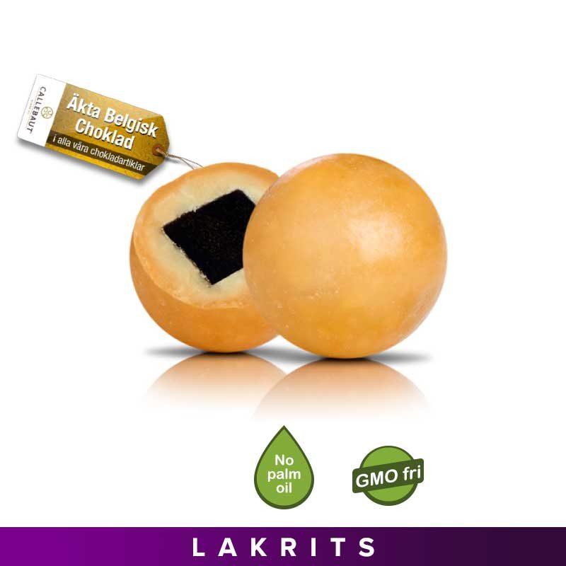 Lakrits Gräddkola Yoghurt