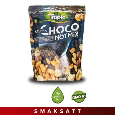 Salty & Choco Nötmix