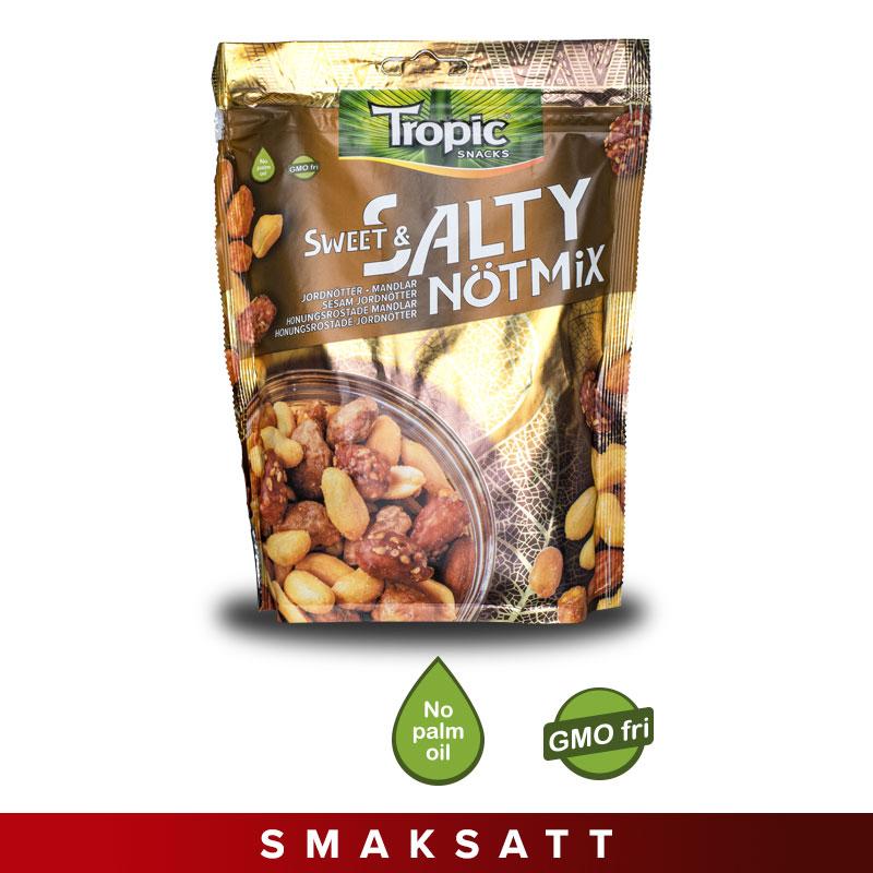 Sweet & Salty Nötmix