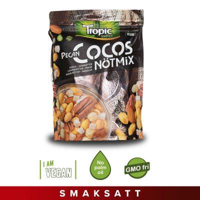Pecan Cocos Nötmix