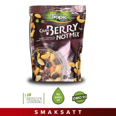 Cranberry Nötmix